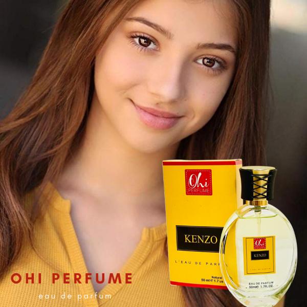 Nước hoa nữ nhẹ nhàng Ohi Kenzo dành cho cô nàng nữ tính