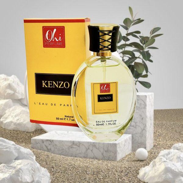 Nước hoa nữ nhẹ nhàng Ohi Kenzo đẹp sang trọng