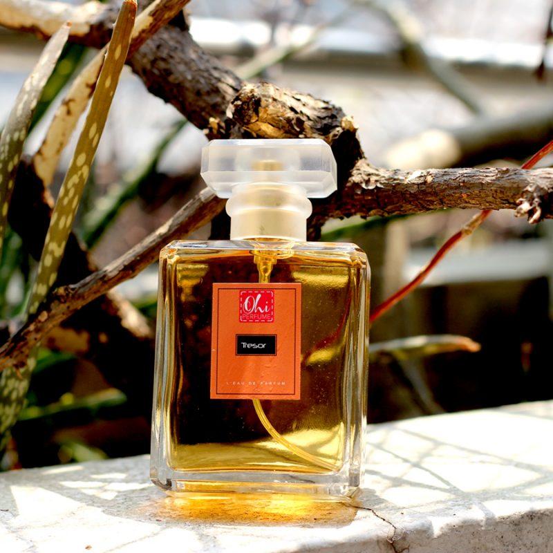 Nước hoa nam hương Gỗ Trầm Hương - Bản sắc cứng cỏi của đàn ông