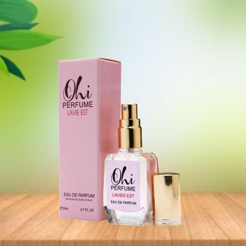 Sản phẩm nước hoa mùi ngọt nhẹ cho nữ Lavies(C) 20ml