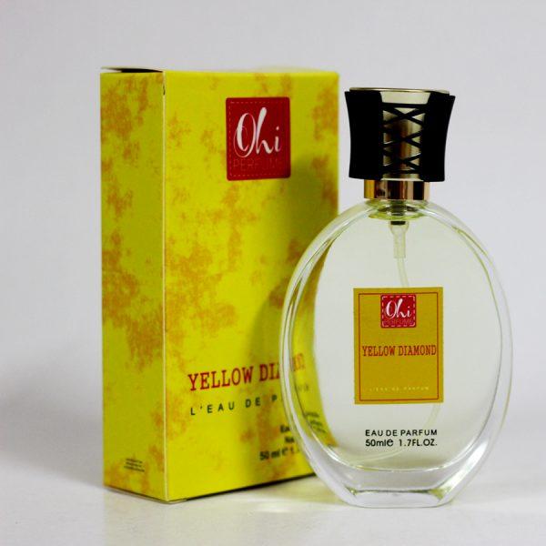 nước hoa nữ thơm lâu nhẹ nhàng Yellow Diamon