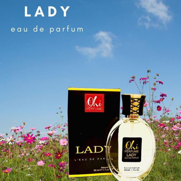 Nước hoa nữ chính hãng Ohi Lady đẹp tinh khiết